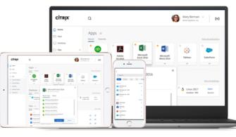 Citrix Workspace Diyagramı