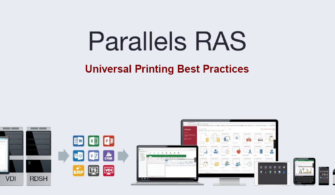 Parallels RAS Universal Printing Best Practices